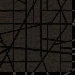 DUNILIN szalvéta      40x40cm     MAZE    fekete            12x50db/#