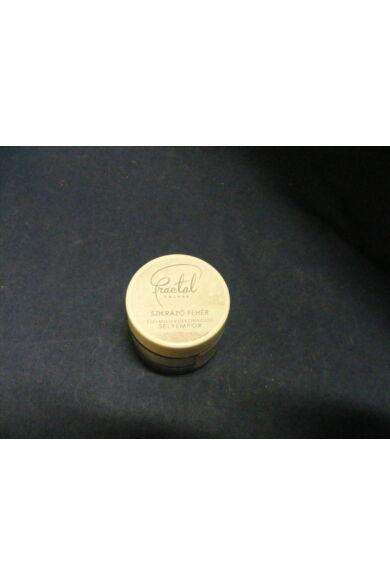 Selyempor lüszter FRACTAL Szikrázó fehér 3,5 g