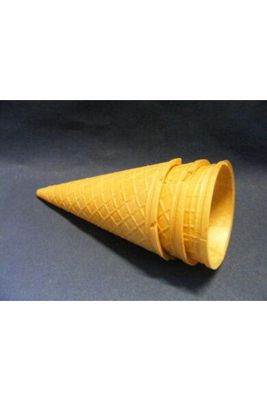 Fagylalt tölcsér     /SELMA/  nagy kockás       600db/#