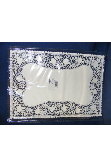 Téglacsipke 26x37 cm fehér kiskiszerelés 503779