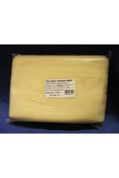 Marcipán massza natúr 1 kg