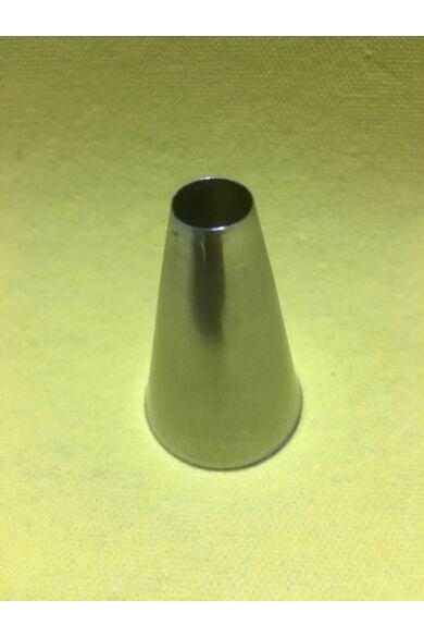 Csővég sima 10mm