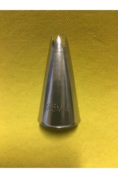 Csővég csillag 08mm