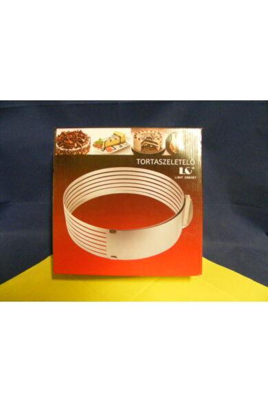 Tortaszeletelo LIGHT CABINET 24 cm henger