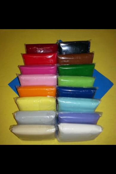 Marcipán massza színes 0,5 kg-os