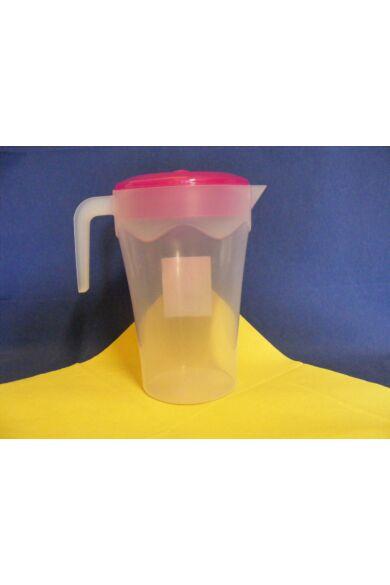 Kancsó  műanyag  2,00 L műanyag szűrős fedéllel  ATI