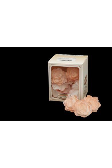 Ostyavirág közepes  BARACK rózsa  18 db/dob