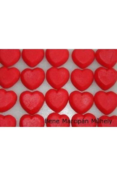 Marcipán apró szív 30 gr/db