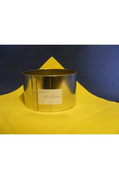 Tortakarika      100x60mm      ALUMÍNIUM PH