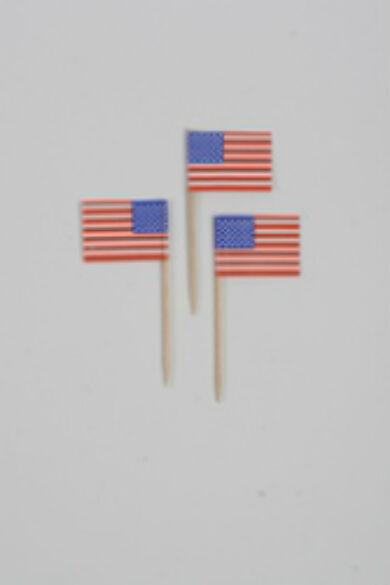 Palm zászló pálcika 144db/dob amerikai 106/102