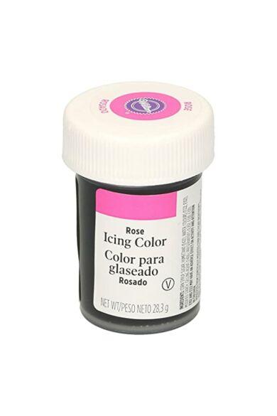 Wilton icing color ételfesték paszta Rose 28,35gr/flakon